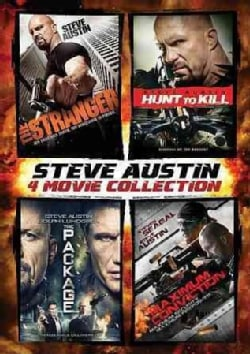 The Stranger/Hunt to Kill/The Package/Maximum Conviction (DVD)