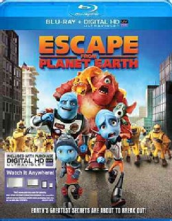 Escape From Planet Earth (Blu-ray Disc)