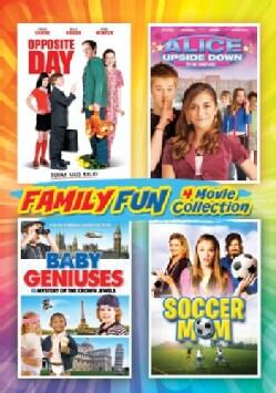 Opposite Day/Soccer Mom/Baby Geniuses/Alice Upside Down (DVD)