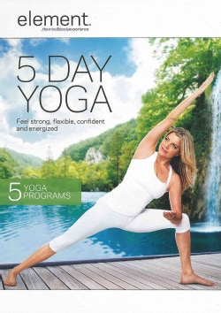 Element: 5 Day Yoga (DVD)