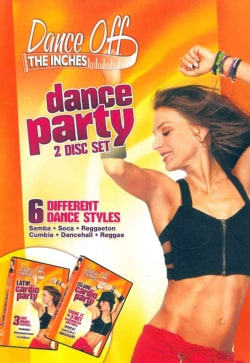 Dance Off The Inches: Dance Party (DVD)