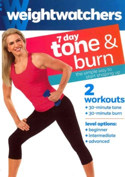 Weight Watchers: 7-Day Tone & Burn (DVD)
