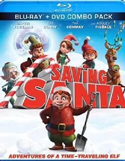 Saving Santa (Blu-ray Disc)
