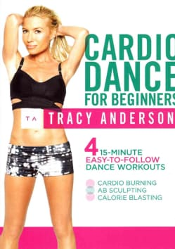 Tracy Anderson: Cardio Dance For Beginners (DVD)