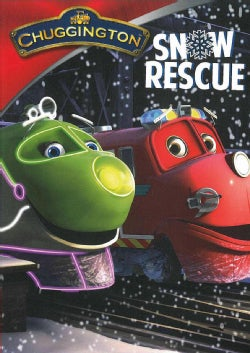Chuggington: Snow Rescue (DVD)