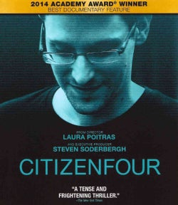 Citizenfour (Blu-ray Disc)