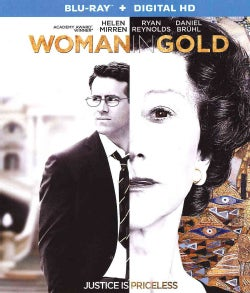 Woman In Gold (Blu-ray Disc)