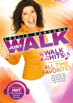 Leslie Sansone: Walk to the Hit All Time Favorites (DVD)