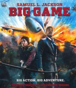 Big Game (Blu-ray Disc)