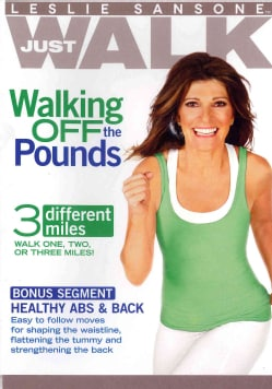 Leslie Sansone: Walking Off The Pounds (DVD)