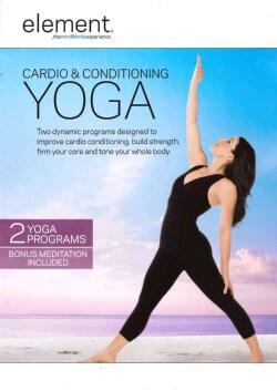 Element: Cardio & Conditioning Yoga (DVD)
