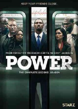 Power: Season 2 (DVD)