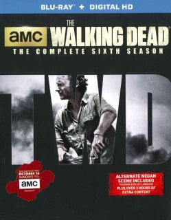 The Walking Dead: Season 6 (Blu-ray Disc)