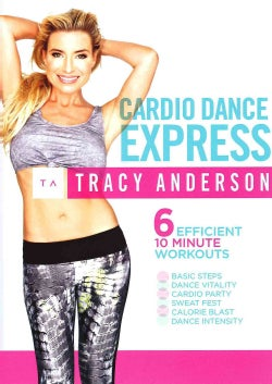 Tracy Anderson: Cardio Dance Express (DVD)
