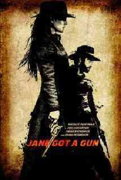 Jane Got A Gun (Blu-ray Disc)