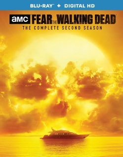 Fear The Walking Dead: The Complete Second Season (Blu-ray Disc)