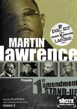 1st Amendment Season 3 (DVD)