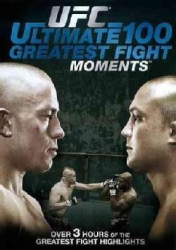UFC: Ultimate 100 Greatest Fight Moments (DVD)