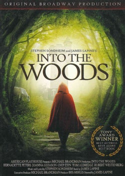 Into the Woods: Stephen Sondheim (DVD)