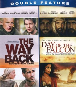 Way Back/Day Of The Falcon (Blu-ray Disc)