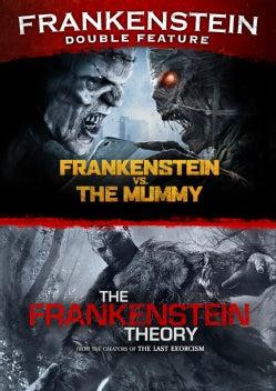 Frankenstein Vs. The Mummy/Frankenstein Theory (DVD)
