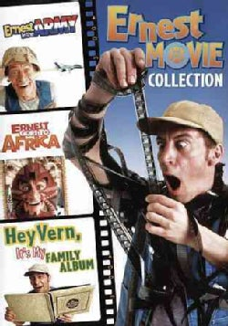 Ernest Movie Collection (DVD)
