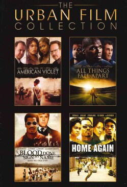 American Violet/All Things Fall Apart/Home Again/Blood Done Sign My Name Quad (DVD)