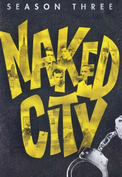 Naked City: Season 3 (DVD)