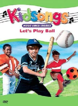 Kidsongs:  Let's Play Ball (DVD)