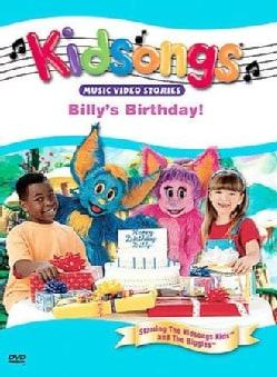 Kidsongs:  Billy's Birthday (DVD)