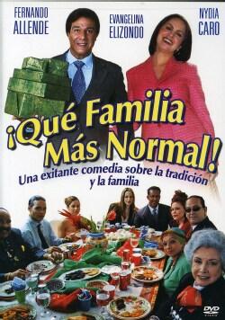 Que Familia Mas Normal Vol 1 (DVD)