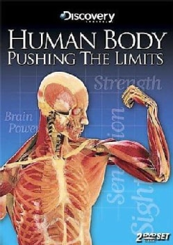 Human Body: Pushing The Limits (DVD)