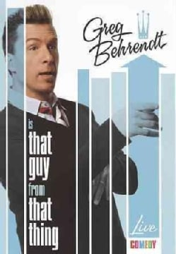Greg Behrendt Is That Guy From That Thing (DVD)