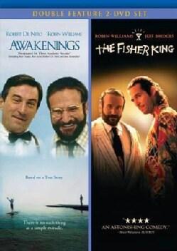 Awakenings/The Fisher King (DVD)