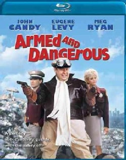 Armed and Dangerous (Blu-ray Disc)