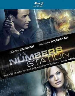 The Numbers Station (Blu-ray Disc)