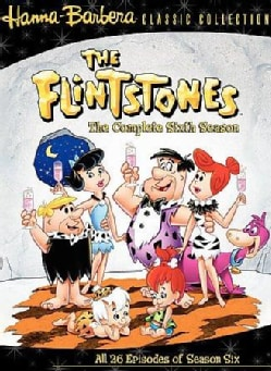 The Flintstones: The Complete Sixth Season (DVD)