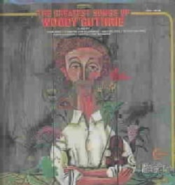 Woody Guthrie - Greatest Songs of Woody Guthrie