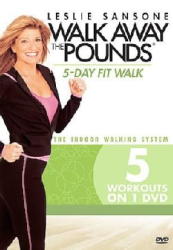 Leslie Sansone: Walk Away The Pounds 5-Day Fit Walk (DVD)