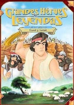 Grandes Heroes Y Leyendas De La Biblia: David Y Goliath (DVD)