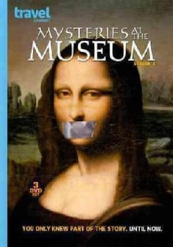 Mysteries At The Museum Season 1 (DVD)