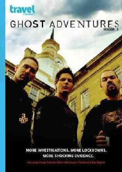 Ghost Adventures Season 3 (DVD)