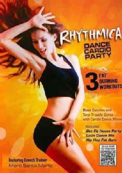 Rhythmica: Dance Cardio Party (DVD)