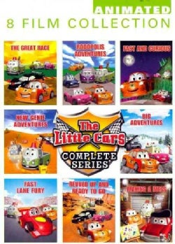 The Little Cars Complete Series (DVD)