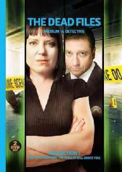 Dead Files Collection 1 (DVD)