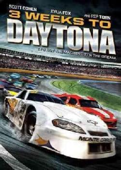3 Weeks To Daytona (DVD)