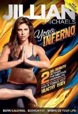 Jillian Michaels Yoga Inferno (DVD)