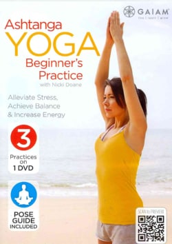 Ashtanga Yoga Beginners Practice (DVD)