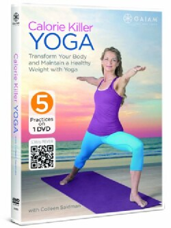 Colleen Saidman Calorie Killer Yoga (DVD)