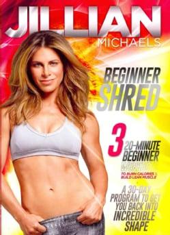 Jillian Michaels Beginner Shred (DVD)